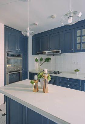 120平米三北欧风格厨房图片