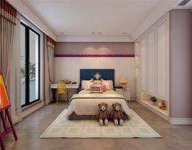 140平米别墅现代简约风格儿童房图片