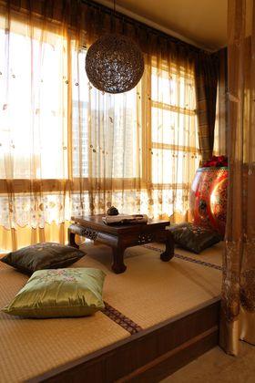 10-15万130平米中式风格卧室装修图片大全