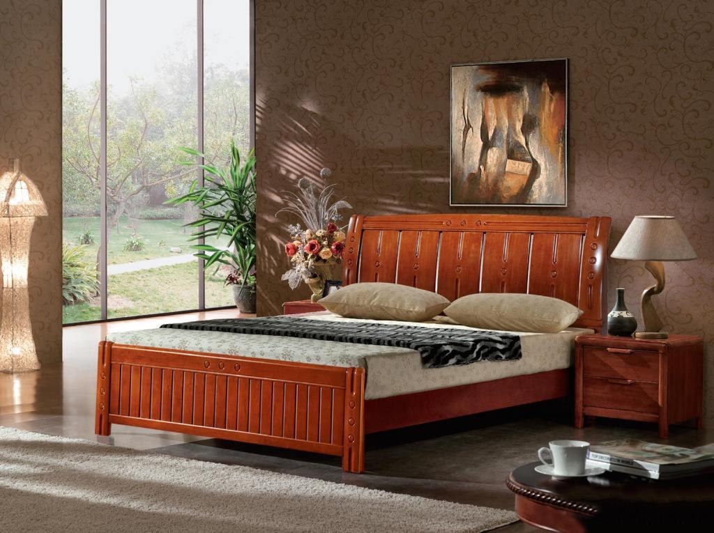 实木床的选购有什么窍门,实木床的选购窍门介绍