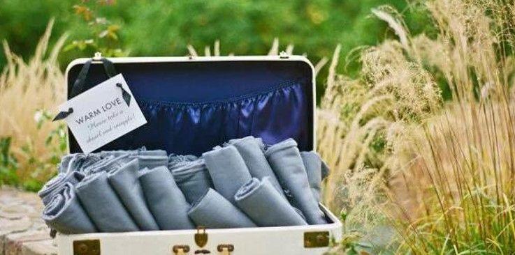 秋季婚礼装饰必需品这些单品秋季结婚必备