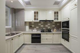140平米四欧式风格厨房装修图片大全