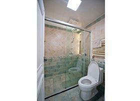 80平米三美式风格卫生间设计图