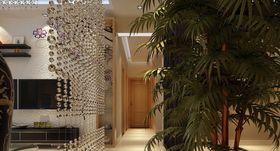 80平米混搭风格走廊装修图片大全