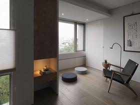 70平米一居室日式风格阳台图