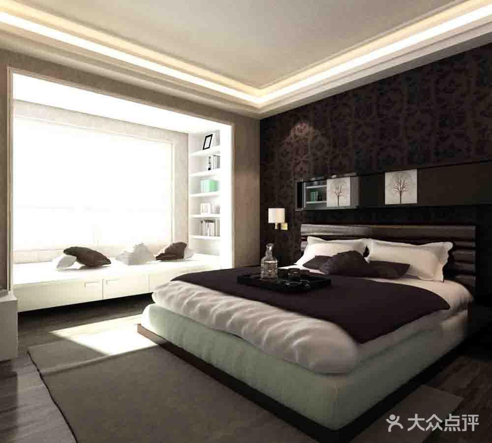 10-15万140平米现代简约风格卧室欣赏图