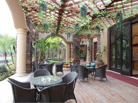 5-10万120平米三室两厅欧式风格阳台效果图