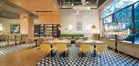 140平米其他风格餐厅欣赏图