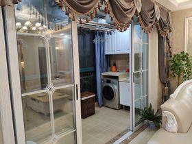 100平米三室两厅欧式风格阳台欣赏图
