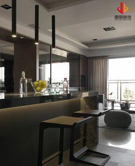 60平米公寓现代简约风格餐厅装修案例
