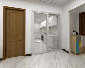 70平米現代簡約風格廚房裝修效果圖