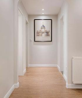 130平米三美式风格走廊图片
