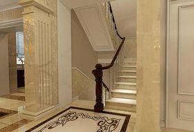 140平米四欧式风格楼梯间欣赏图