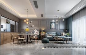 130平米別墅其他風格客廳欣賞圖