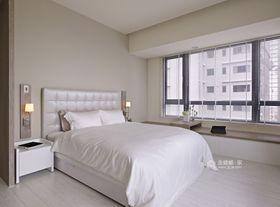140平米四日式風格臥室裝修案例