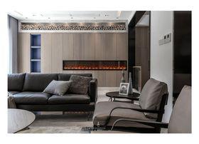 140平米别墅现代简约风格客厅图片大全