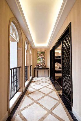 140平米别墅新古典风格走廊图片