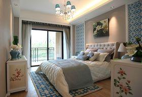 140平米四室两厅新古典风格书房装修效果图