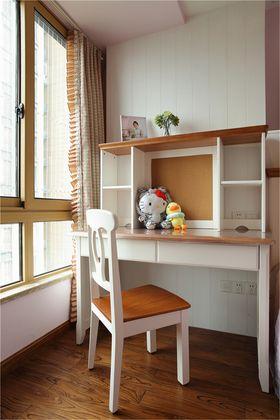 富裕型130平米三室两厅日式风格儿童房装修效果图