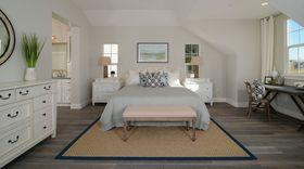 120平米四室两厅美式风格卧室图