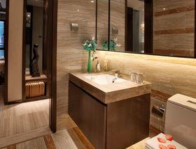 140平米四现代简约风格卫生间装修效果图