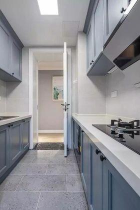 100平米三室两厅北欧风格厨房图片