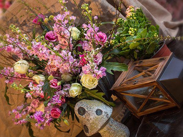 完美鲜花和永不褪色的爱情