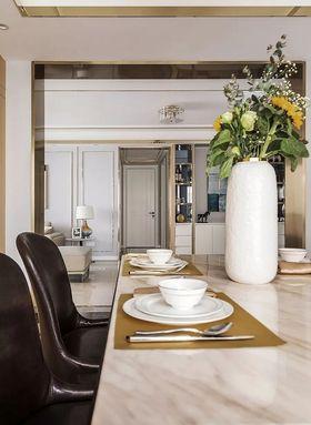 120平米三室两厅宜家风格餐厅装修图片大全