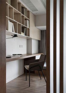 140平米别墅现代简约风格书房图片大全