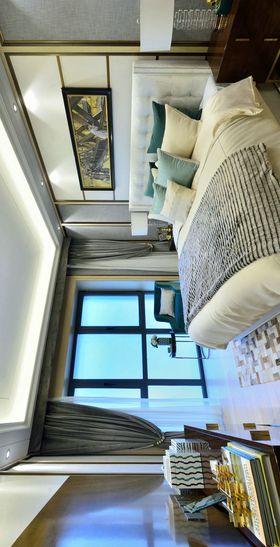 90平米三室两厅其他风格卧室设计图
