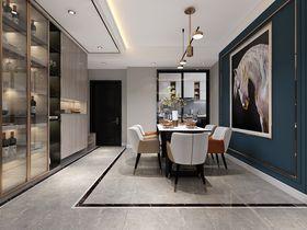 90平米三現代簡約風格餐廳效果圖