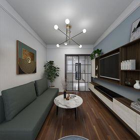 40平米小户型欧式风格客厅图片大全
