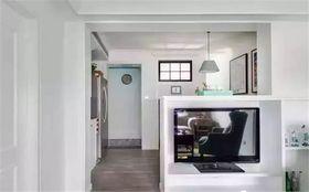 90平米三室一厅美式风格玄关装修效果图