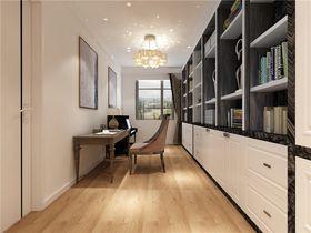 110平米三室一厅现代简约风格储藏室图
