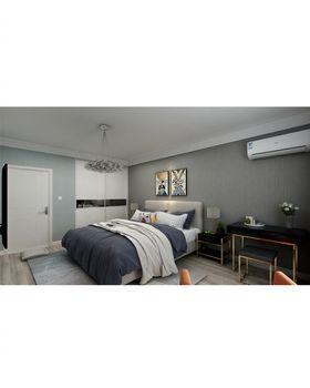 120平米三室一厅中式风格儿童房设计图
