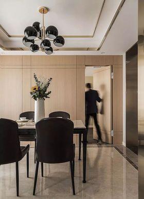 120平米三室两厅宜家风格书房装修效果图