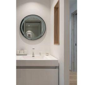 90平米三室兩廳日式風格衛生間裝修效果圖