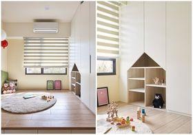 80平米北欧风格儿童房设计图