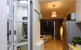 3-5万40平米小户型现代简约风格走廊图