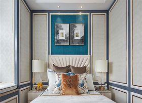 140平米四室三厅法式风格卧室设计图
