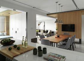 110平米四現代簡約風格客廳圖