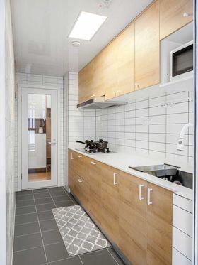 80平米日式风格厨房装修效果图