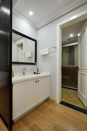 10-15万90平米三室两厅现代简约风格卫生间图片