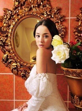 复古宫廷新娘造型 极致新娘的完美演绎