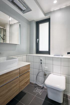 120平米四室两厅北欧风格卫生间装修图片大全