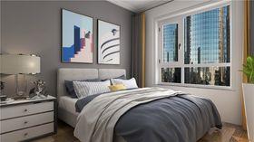 140平米三室兩廳現代簡約風格陽臺裝修圖片大全