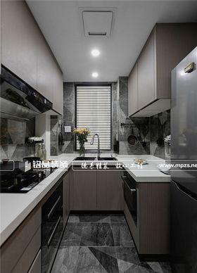80平米三室兩廳現代簡約風格廚房圖片大全