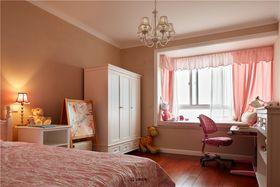 110平米欧式风格卧室设计图