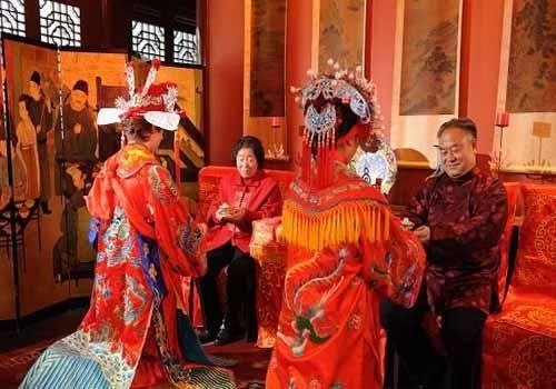 上海婚庆公司给您一个最有中国味的婚礼
