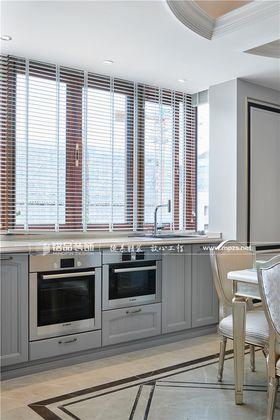 140平米四室三厅法式风格厨房装修图片大全